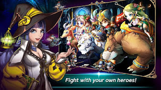 Download Game Mystic Heroes Apk Mod RPG Terbaru