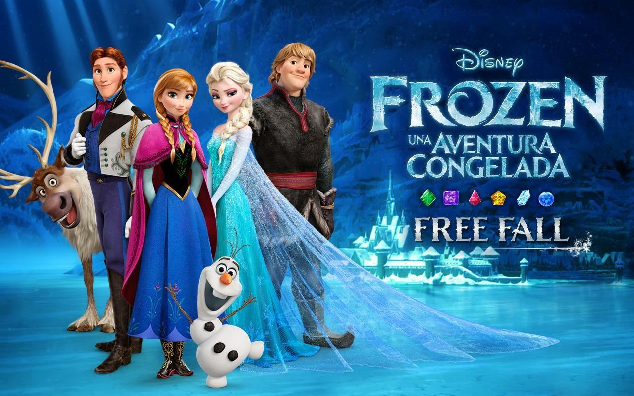 Free Fall Frozen