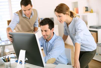 Tips Sehat Bekerja di Depan Komputer/Laptop