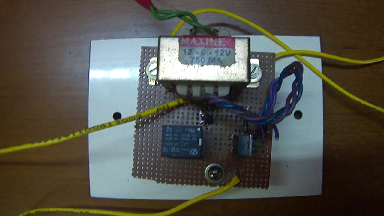 Simpler Electronics 2014 Electronic Make It Easy Rectifier Circuit Diode And Reservoir So Now Let Us Have A Look At The Working Of Water Tank Overflow Alarm