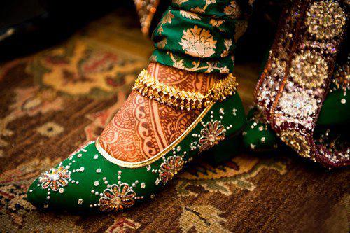 New Fashion Bridal Foot Wear Achi Web