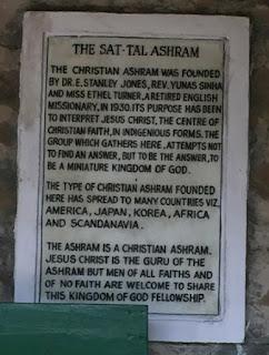 sattal christian ashram
