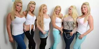 Μητέρα με τις 5 κόρες της ξόδεψαν 75.000 ευρώ σε πλαστικές αύξησης Στήθ0υς. Δείτε ΠΩΣ έγιναν και θα σοκαριστείτε!
