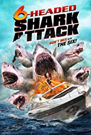 Watch 6-Headed Shark Attack Online Free 2018 Putlocker