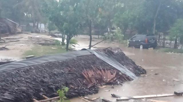 Dampak Tsunami Selat Sunda: 43 Meninggal, 584 Luka-Luka dan 2 Hilang