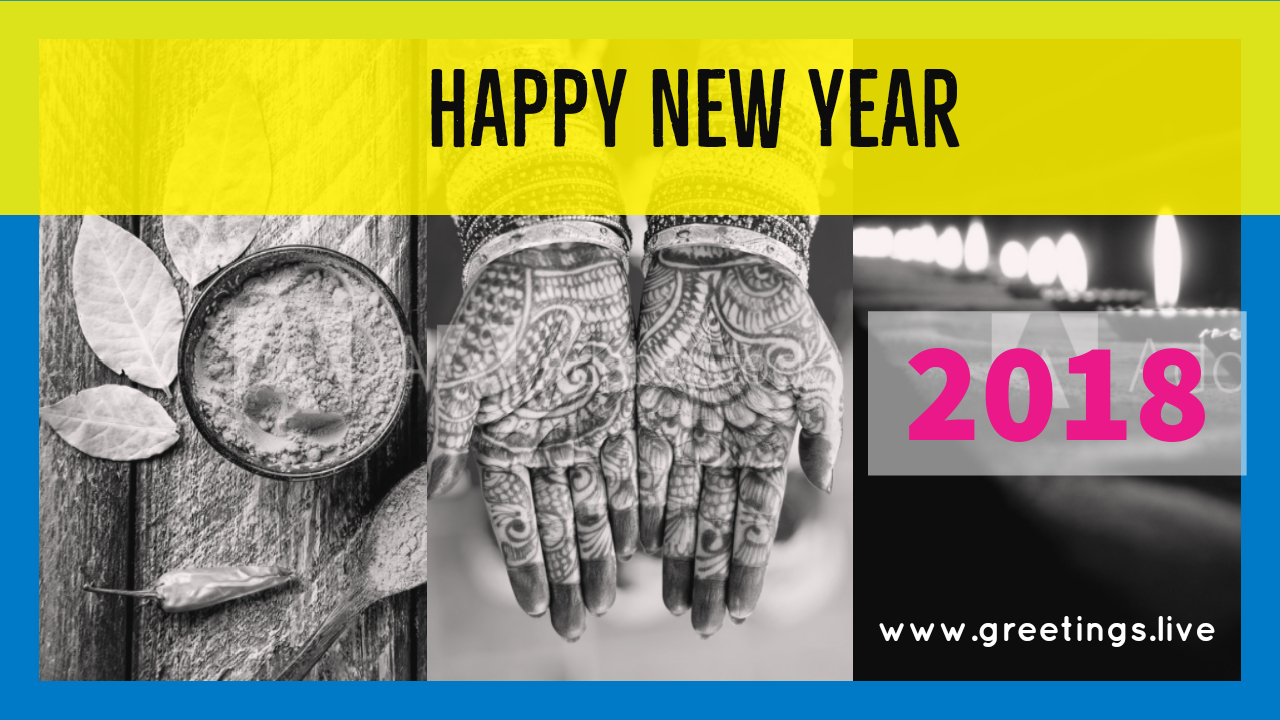 2018 New Year Wishes Greetings Happy New Year Greeting Images