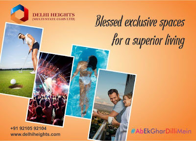 Delhi Heights Multi State CGHS Projects