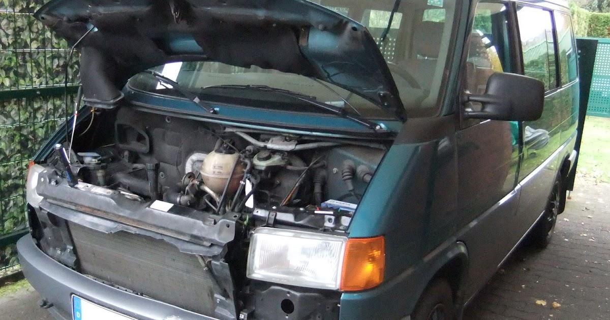 Schlagzeilenkäfer: VW T4: Ärger mit dem Zündschalter und der ...
