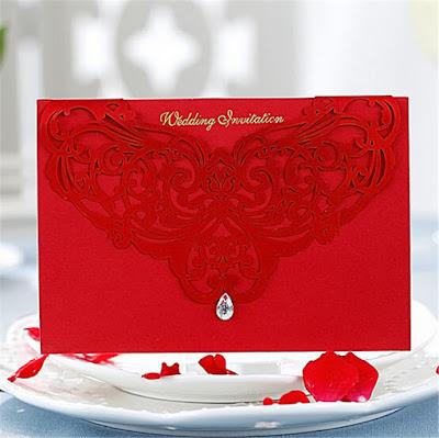 Carte d'invitation mariage gratuite
