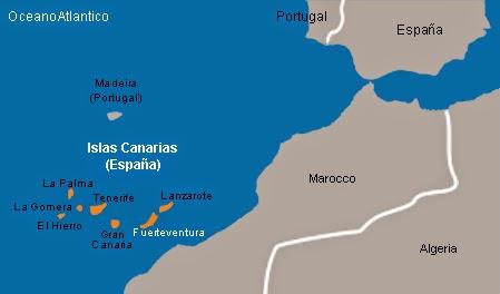 Ultimaorma Geotrip 5 Fuerteventura E I Vulcani Delle Canarie ...