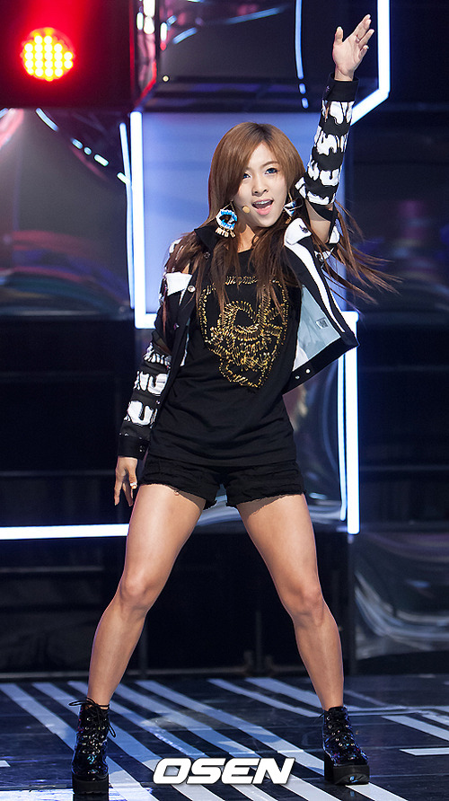 [PICTURE] Luna Electric Shock Comeback Photo M! Countdown ... F(x) Luna Electric Shock