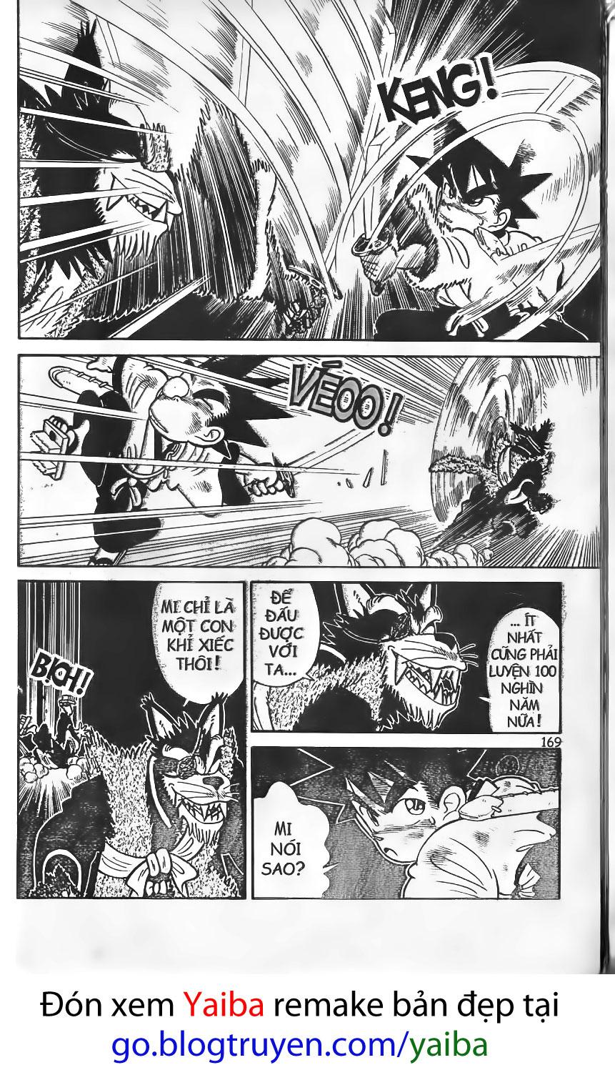 Yaiba chap 99 trang 8