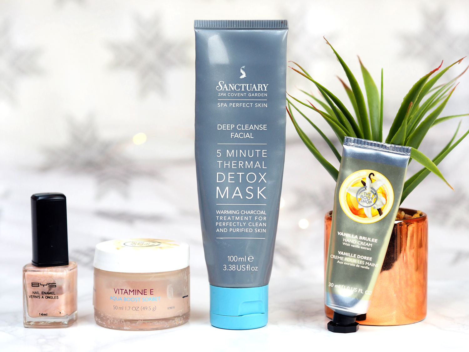 Winter Project Pan Introduction Skincare