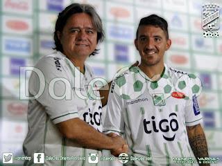 Oriente Petrolero - Keko Álvarez - Marcel Román - DaleOoo.com web del Club Oriente Petrolero