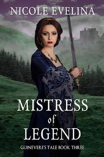 Mistress of Legend (Guinevere's Tale: Book Three)
