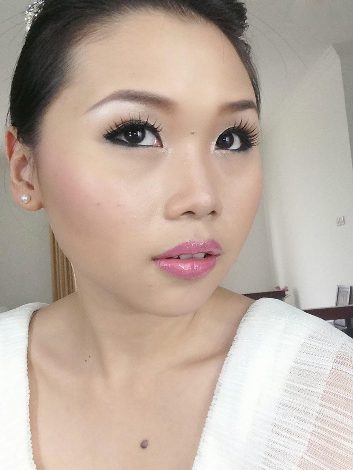 Natural Makeup Look For Beginners: Morgan Make Up Artist: Korean Wedding Natural Makeup