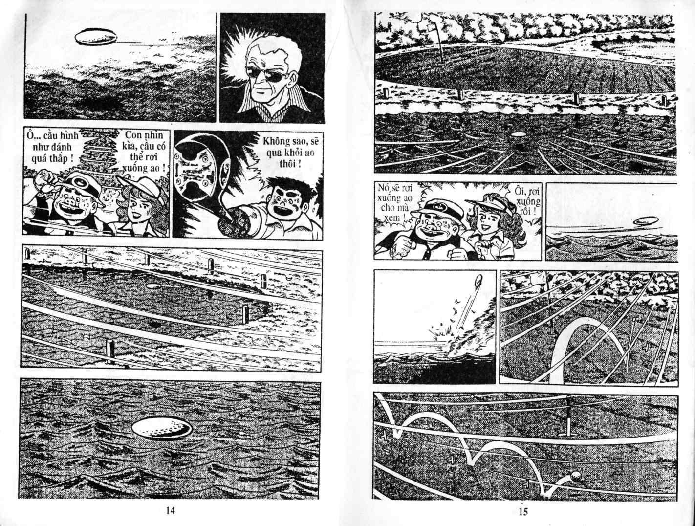 Ashita Tenki ni Naare chapter 2 trang 6