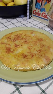 Tortilla De Patata (sin Huevos)
