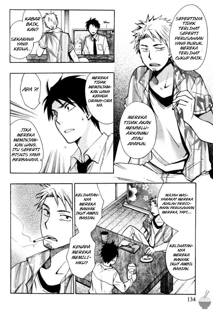 Baca Komik Velvet Kiss Chapter 06 - Kintamaindo