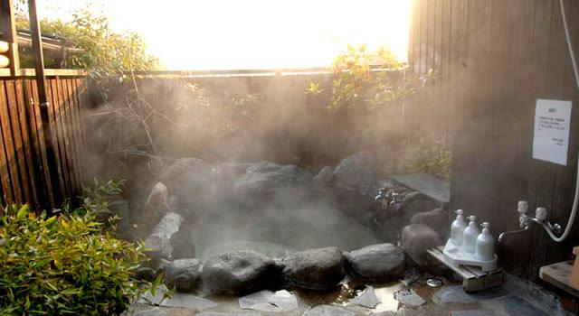 由布禦宿旅館 HOTARU 房內私人露天風呂