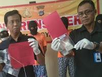 Polisi Bongkar  Jaringan Narkoba Medan