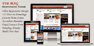 fib-mag-responsive-blogger-template