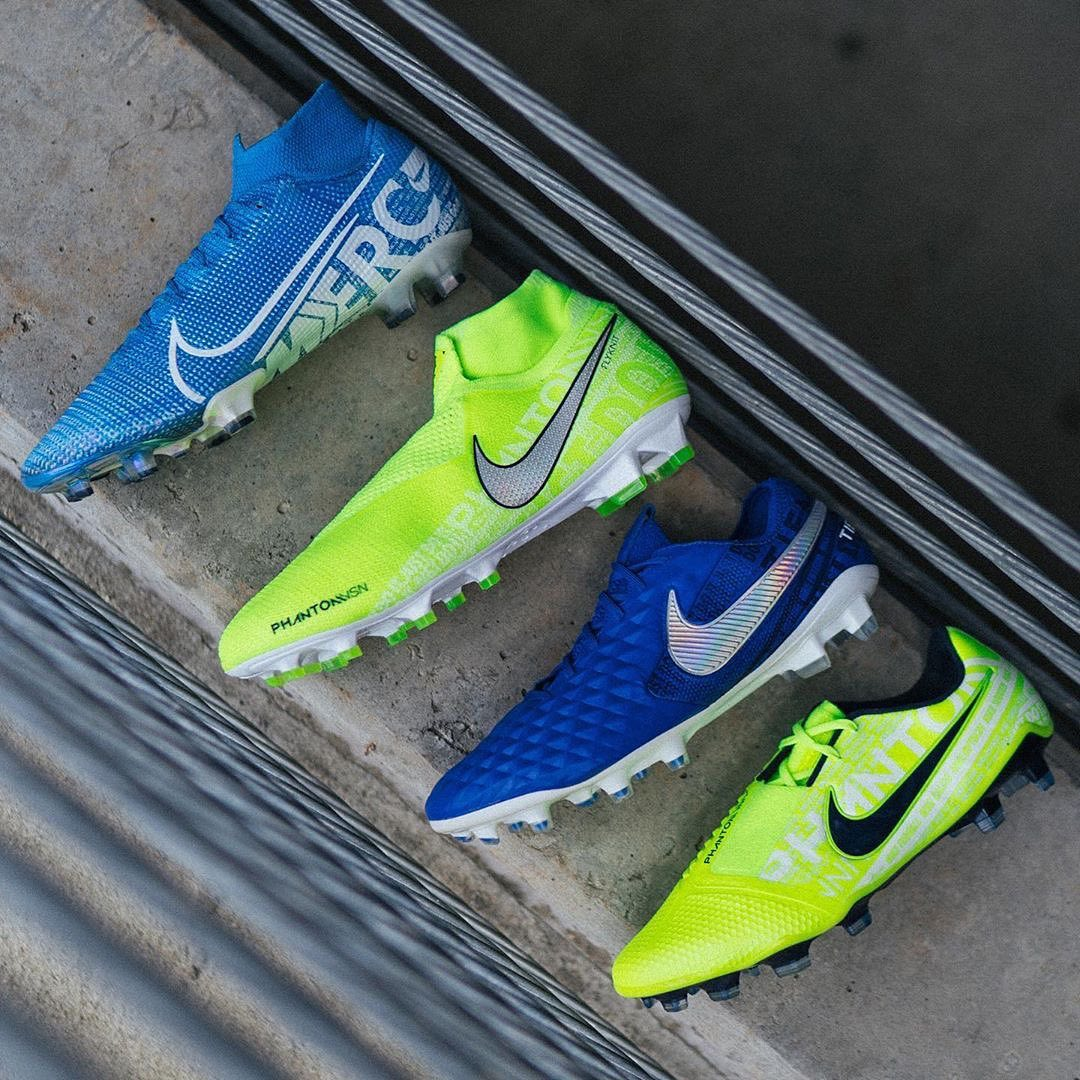 Clasificar inventar nostalgia  Super Bold Nike 'New Lights' 2019-2020 Boots Released - Including Next-Gen  Mercurial & Tiempo - Leaked Soccer - Nike and Adidas Cheap Football Boots  Sale.