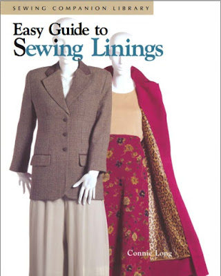 Télécharger Livre Gratuit Easy Guide to Sewing Linings - Sewing Companion Library pdf