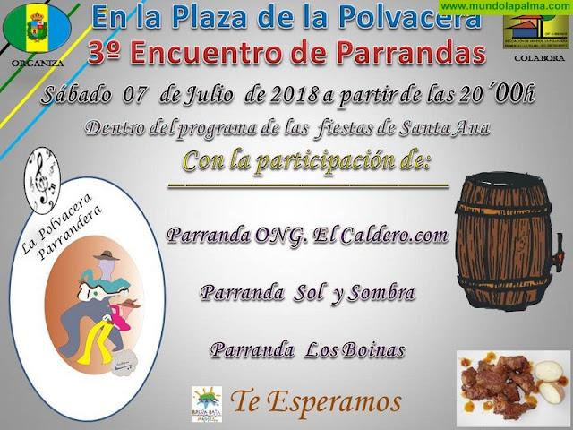 """LA POLVACERA: """"Encuentro de Parrandas"""""""