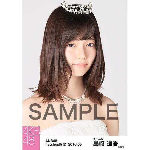 AKB48 2016年5月度 net shop限定個別生写真 「君にウェディングドレスを\u2026」の衣装5枚セット