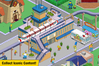 The Simpsons : Tapped Out Apk Mod 3