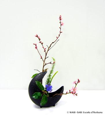 Ikebana-Jiyuka-Freestyle-Moon