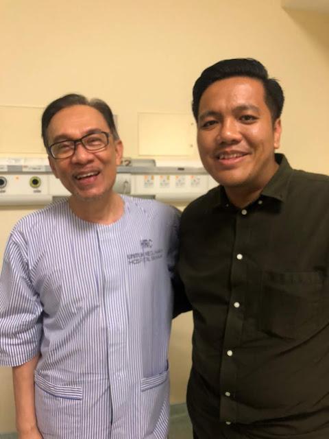 Gambar Terkini Datuk Seri Anwar Ibrahim