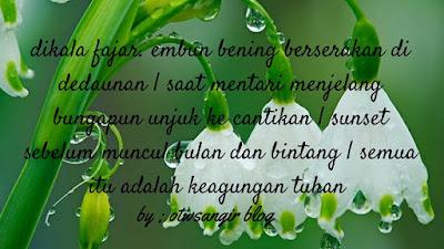 Puisi Cinta Sedih Banget. update