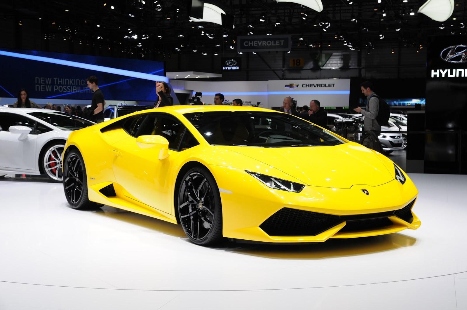 huracanyellow Η Lamborghini ετοίμασε πισωκίνητη Huracan Lamborghini, Lamborghini Huracan, zblog