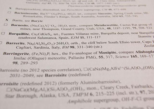 lista de minerales con descripciones  foro de minerales