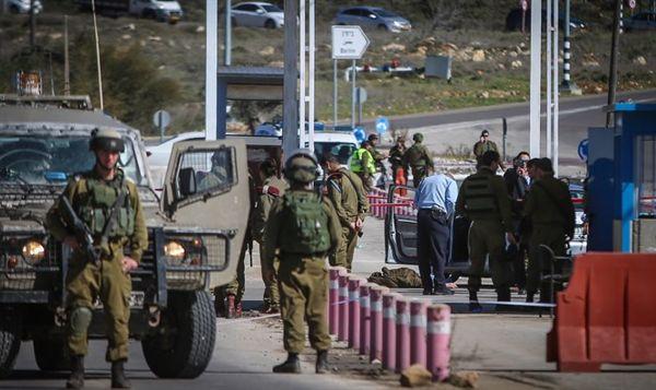 Ataque terrorista en Ofra Biniamin