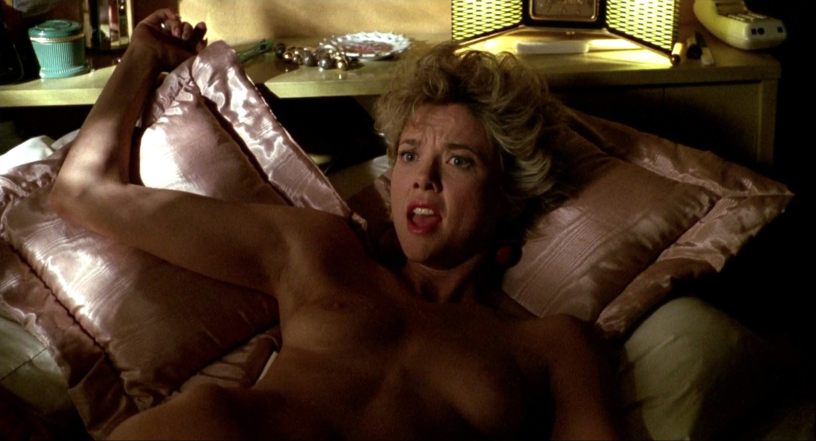 Apologise, Annette bening nude fakes with you