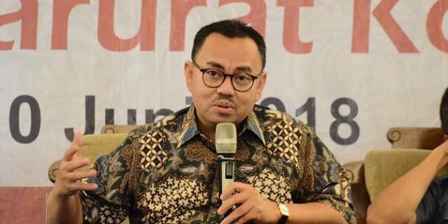 Sudirman Said: Insya Allah Prabowo-Sandi pasangan terbaik