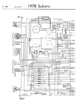 Subaru 1600 BRAT 1978 Wiring Diagrams   Online Manual Sharing