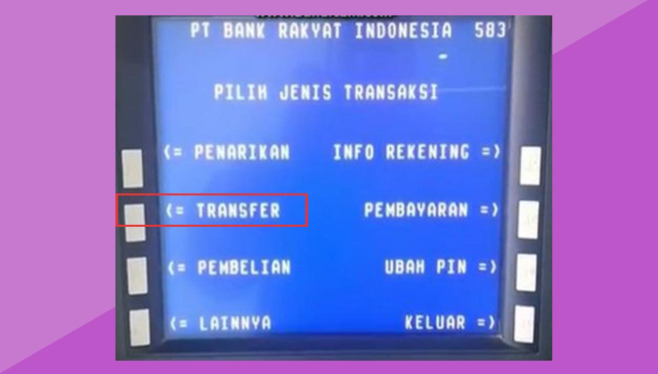 Cara Transfer Uang Dari BRI Ke Mandiri Lewat ATM Dengan Mudah