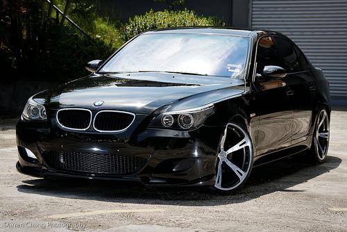 Bmw E60 Black Sapphire