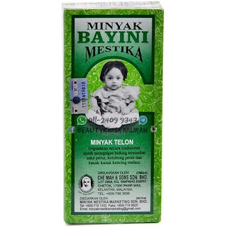 Minyak Bayini Mestika