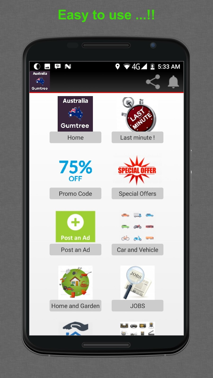 Gumtree Offers and Promotion
