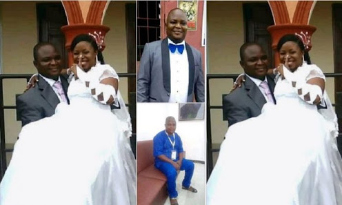 Newly Wed Lecturer Dies After 'Spiritual Attack' In Delta (Photos)