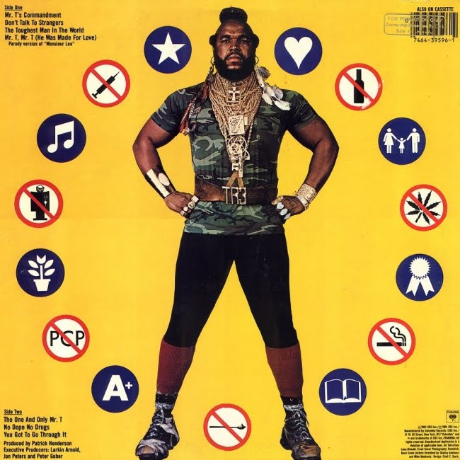 Mr T was a role model for the children
