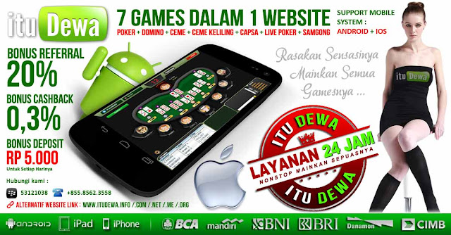 Bandar Samgong Online
