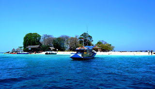 Tempat Wisata di Sulawesi Selatan - Pulau Samalona