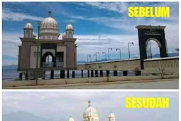 Masjidku Terkatung-katung