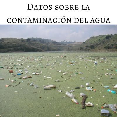 Distribuciones de la Calle: datos sobre contaminación del agua